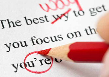 Proofreading & Editing Services in Dubai
